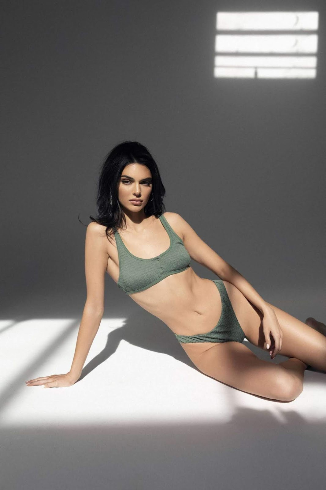 Kendall and Kylie Jenner – Ardene Swimwear Campaign SS 2019