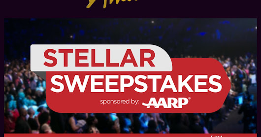Stellar Awards Sweepstakes