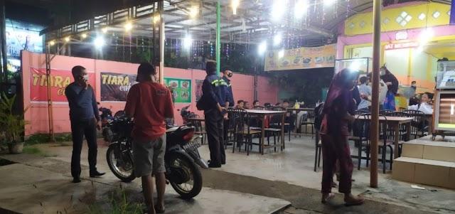 KRYD Polsek Bagan Sinembah Tingkatkan Kamtibmas