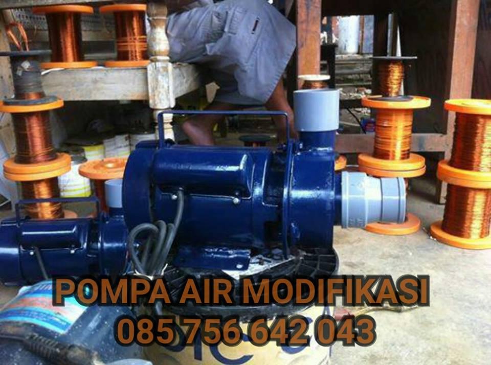 Pompa Air Modifikasi Tulungagung: Daftar Harga Mesin Pompa Air