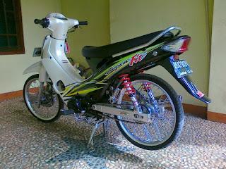 modifikasi supra fit 2005