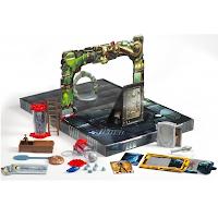 Le nouveau jeu HolograFx de Goliath permet des tours de magie incroyables.