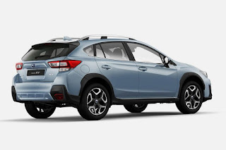 Subaru XV (2018) Rear Side
