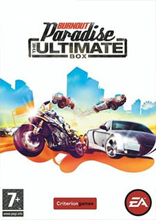 Burnout Paradise The Ultimate Box Torrent (PC)