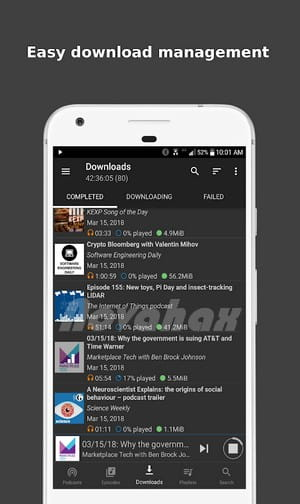 Podcast Republic apk free download