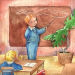 Стихи про школьные каникулы для детей