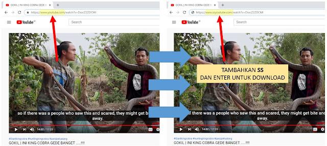 Cara Download Video YouTube Tanpa Aplikasi Melalui Savefrom.net