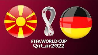 مشاهدة مباراة المانيا ضد مقدونيا الشمالية 31-3-2021 بث مباشر في تصفيات كأس العالم