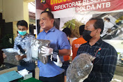 Operasi Penyergapan Terhadap Dua Terduga Pelaku Pemilik Kiriman Ganja, Satu Diantaranya Mahasiswa
