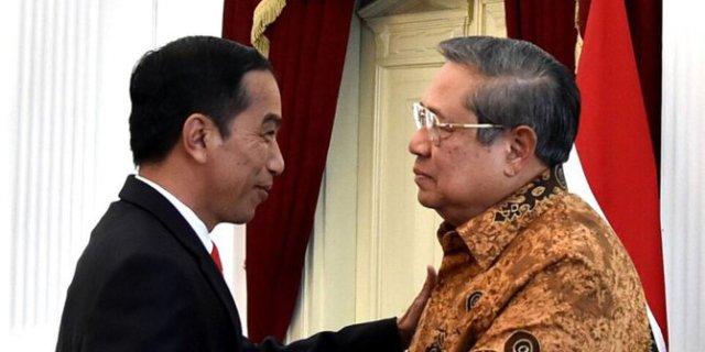 Kinerja Demokrasi di Bawah Jokowi Menurun Dibanding Era SBY