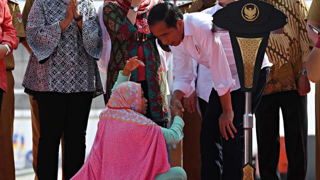 Saat Tinjau Tol Trans Sumatera, Jokowi Keselip Lidah Sebut Nama Provinsi
