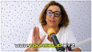 (بالفيديو و صور) بشرى بلحاج حميدة ترفض بقوة تطبيق حكم الإعدام و تعتبر المجتمع تونسي شريك في الجريمة، ومنتج لها