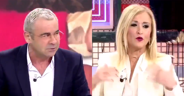 Jorge Javier Vázquez carga contra Cristina Cifuentes por la situación de España