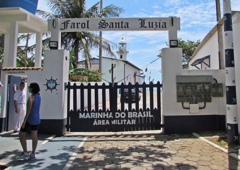 Farol de Santa Luzia, Espírito Santo