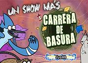 juegos Un show mas Carrera de Basura