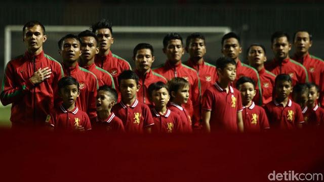 Timnas Indonesia Diperkuat Mayoritas Pemain U-23 di Piala AFF 2018