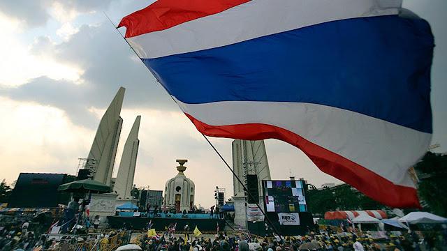 Thailand Masih Terpecah Belah Seruan Penolakan dari Kelompok Oposisi