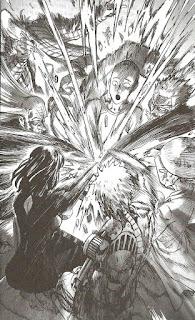 "Reseña de ""One Punch-Man"" (ワンパンマン) vol. 19 de One y Yusuke Murata - Ivréa"