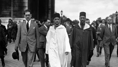 عيد الاستقلال المجيد محطات بارزة في ثاريخ. عظيم للمملكة المغربية الشريفة