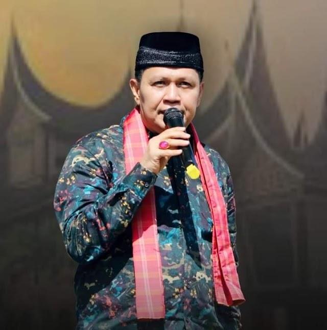 Irwan Basir Datuk Rajo Alam Sosok Suri Tauladan | dutametro