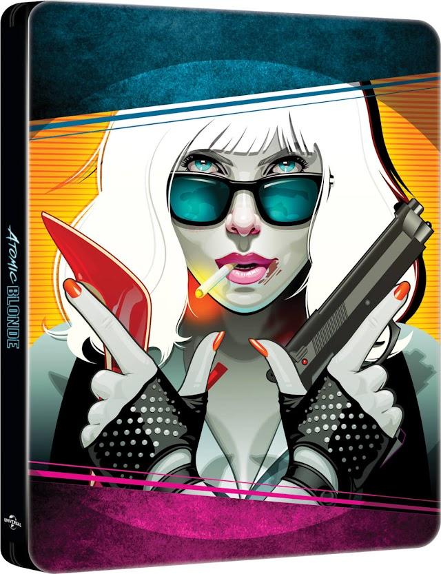 Atomic Blonde 2017 x264 720p Esub BluRay Dual Audio English Hindi THE GOPI SAHI