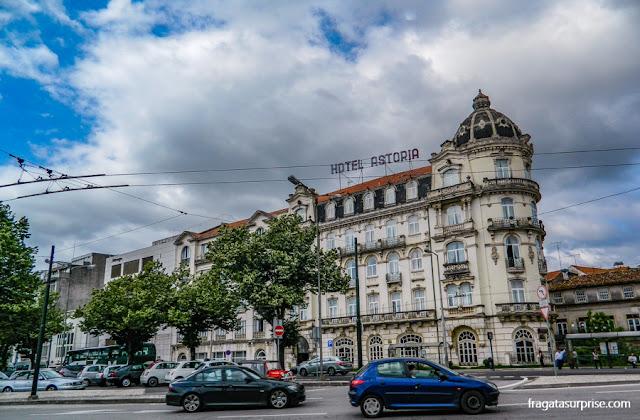 Hotel Astoria, Coimbra, Portugal