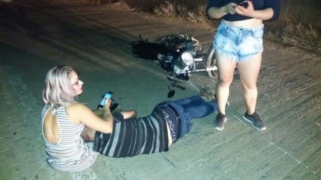 Acidente grave no anel viário deixa uma mulher morta em Ji-Paraná