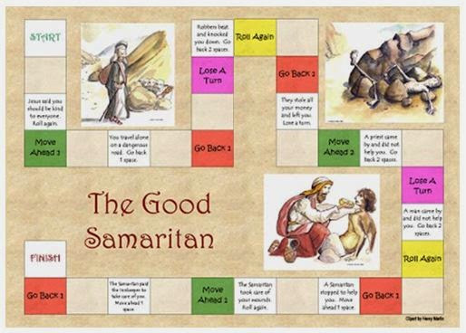 The Catholic Toolbox: Lesson Plan- Good Samaritan (1st grade ...