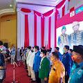 Fachrori - Syafril Kukuhkan Tim Pemenangan di Pilgub Jambi 2020