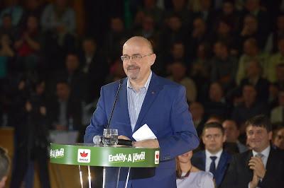 Markó Béla, RMDSZ, parlamenti választások, Kolozsvár, Erdély, Románia