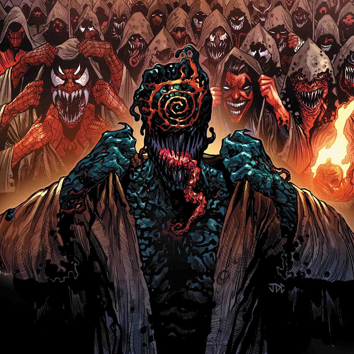 Web of Venom: Cult of Carnage #1 Preview