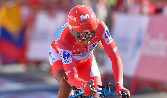 Leyenda del ciclismo español critica al Movistar Team, por la salida de Nairo.