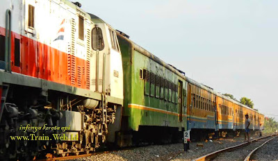 Jadwal dan Harga Tiket Kereta Api Rapih Dhoho