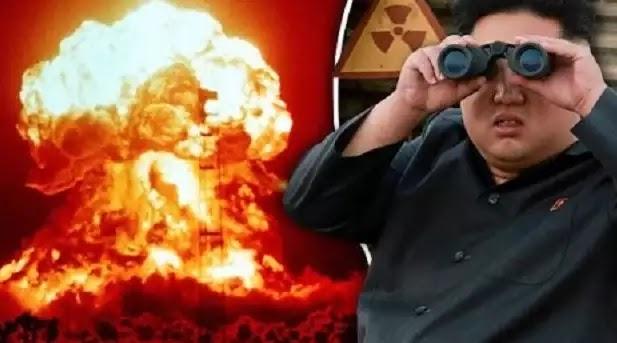 Διάγγελμα από τον Υπουργό Άμυνας της Β.Κορέας: «Οι πυρηνικοί μας πύραυλοι στόχευσαν τις ΗΠΑ και είναι έτοιμοι για εκτόξευση