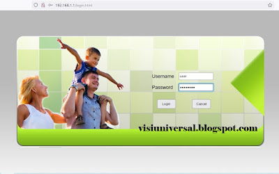 Cara Ganti Password WiFi Indihome Melalui PC/Laptop