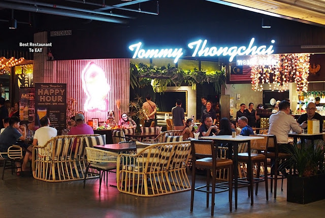 TOMMY THONGCHAI JAYA ONE THE SQUARE PETALING JAYA