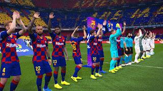PES 2017 La Liga Gate Mod by RND Creative PES