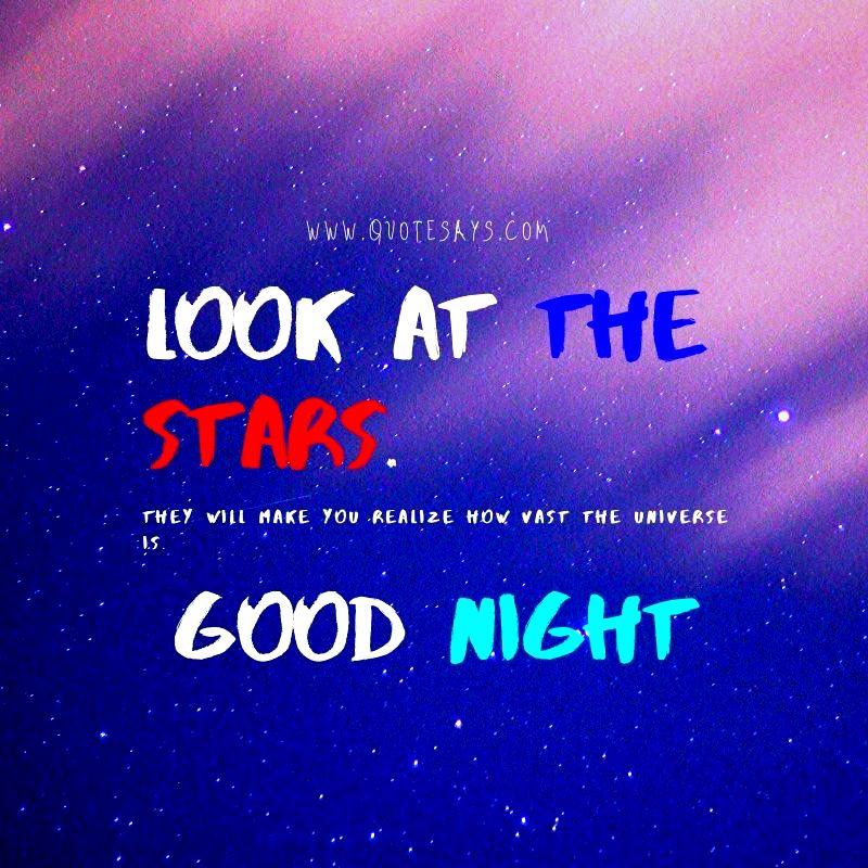 Good Night Blue Sky