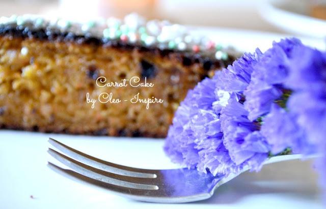 Ciasto marchewkowe bez glutenu