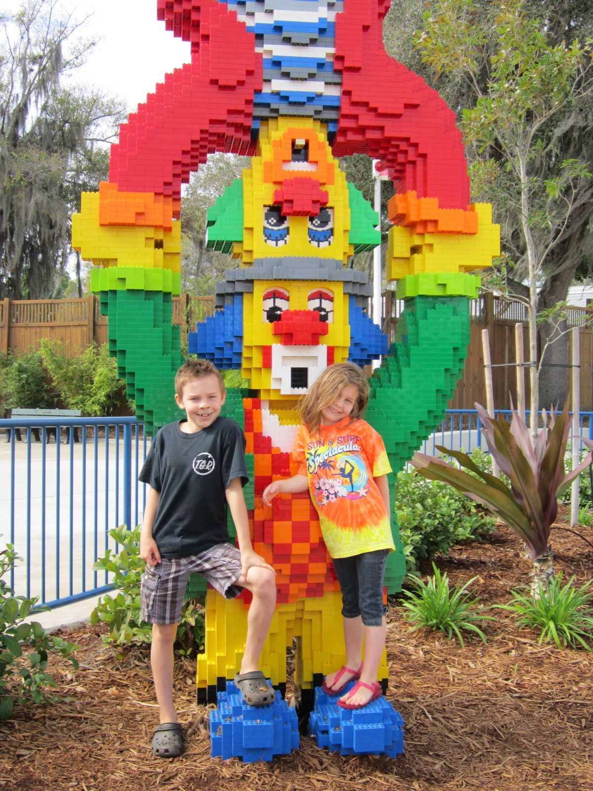Our Hope Is In The Lord Legoland Florida 2012