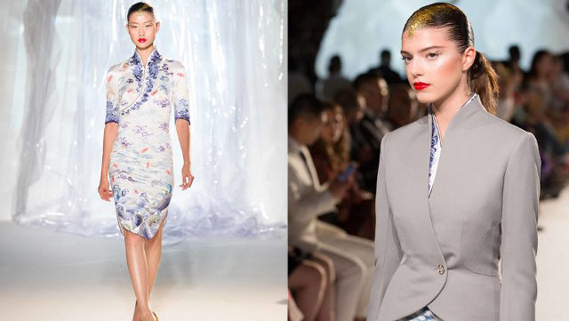 Hainan Airlines newest couture uniform unveiled at Paris Fashion Week