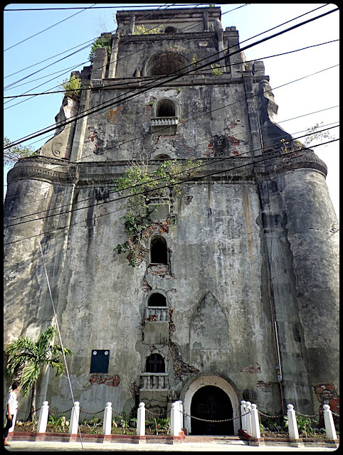 Sinking Bell Tower, Laoag City, Ilocos del Norte
