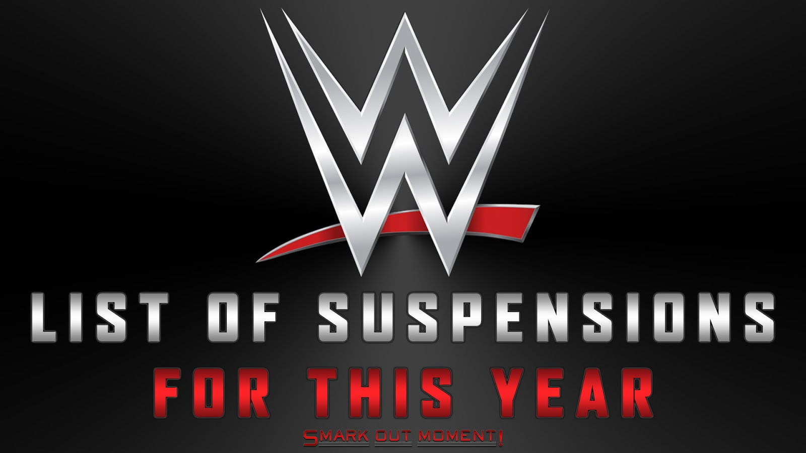 which wwe superstars were suspended in 2017 list