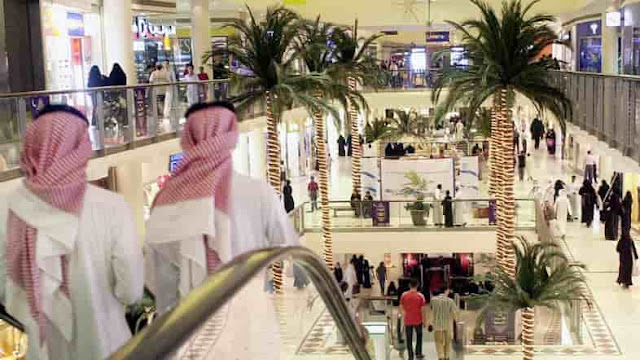 Saudi Arabia closes Shopping Malls, Parks, Restaurants except Super Markets, Pharmacies
