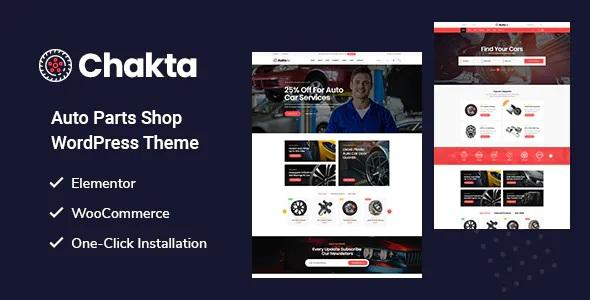 Best Auto Parts Shop WooCommerce Theme