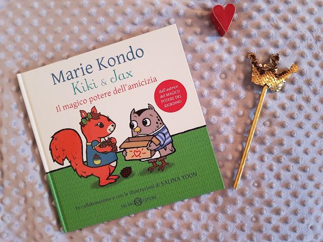 Marie Kondo Il magico potere dell'amicizia