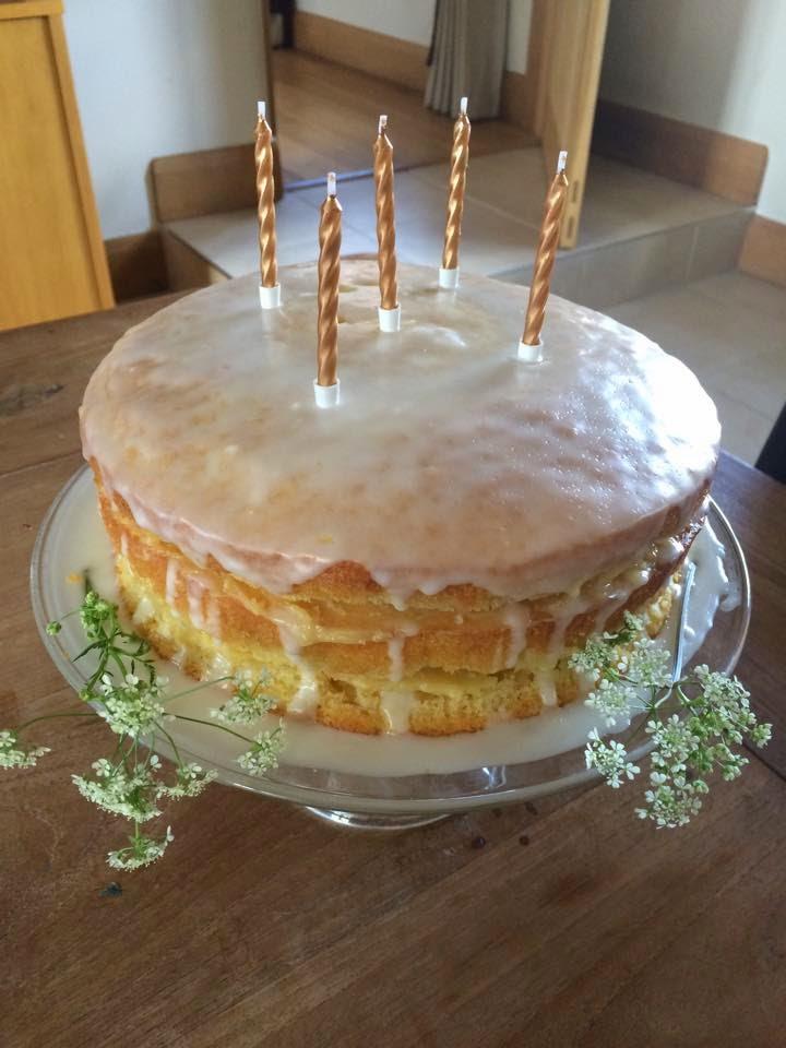 Lemon Love Cake Delia