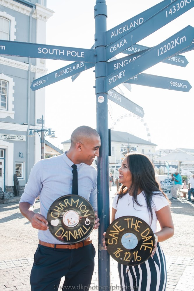 DK Photography CCD_4906 Preview ~ Charmion & Danhill's Engagement Shoot in Waterfront  Cape Town Wedding photographer