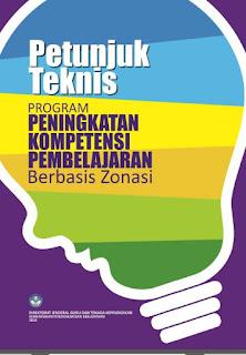 Juknis Program Peningkatan Kompetensi Pembelajaran Berbasis Zonasi