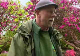 Head Gardener Peter